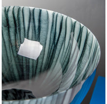 "Clavo 9.8"" Bowl hand painted"