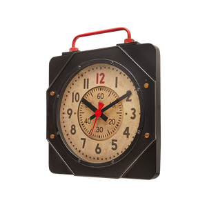 ENGINE ROOM WALL CLOCK LARGE