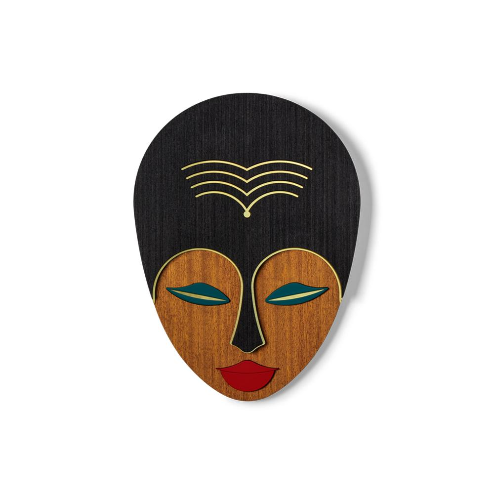African Mask #27