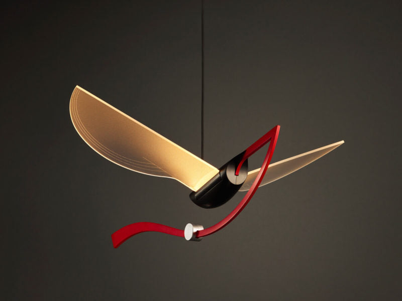 FLYING FISH LED CEILING LAMP