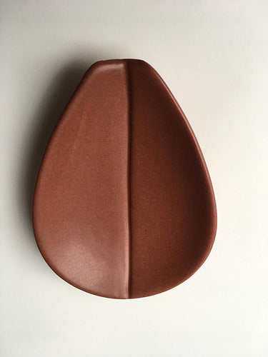 SPOON REST TERRACOTTA