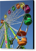 Giant Ferris Wheel 039 - Canvas Print