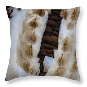 Koskamo Wheaton Chicken  - Throw Pillow
