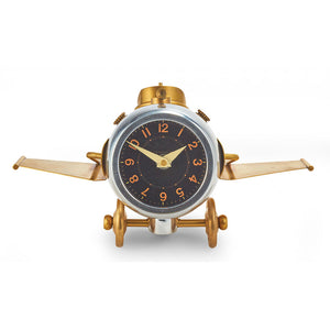 THUNDERBOLT TABLE CLOCK