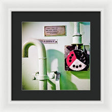 Pipe  - Framed Print