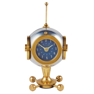 SPACEMAN TABLE CLOCK