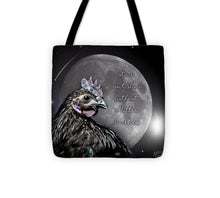 Stars Can't Shine Without A Little Darkness - Tote Bag