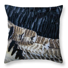 Turkey Pattern - Throw Pillow