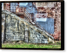 Urban Wall - Canvas Print