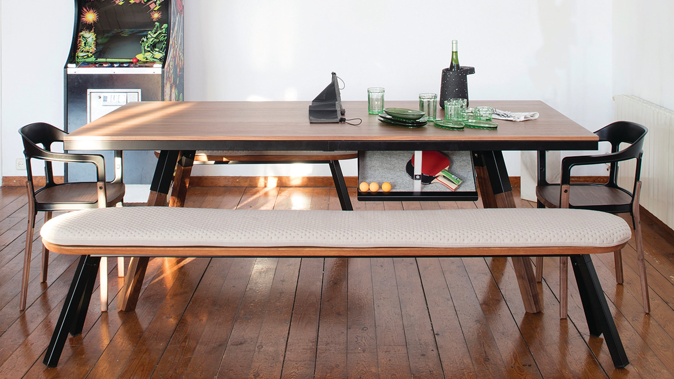 #WFH: You and Me Ping Pong/Conference/Dining Table
