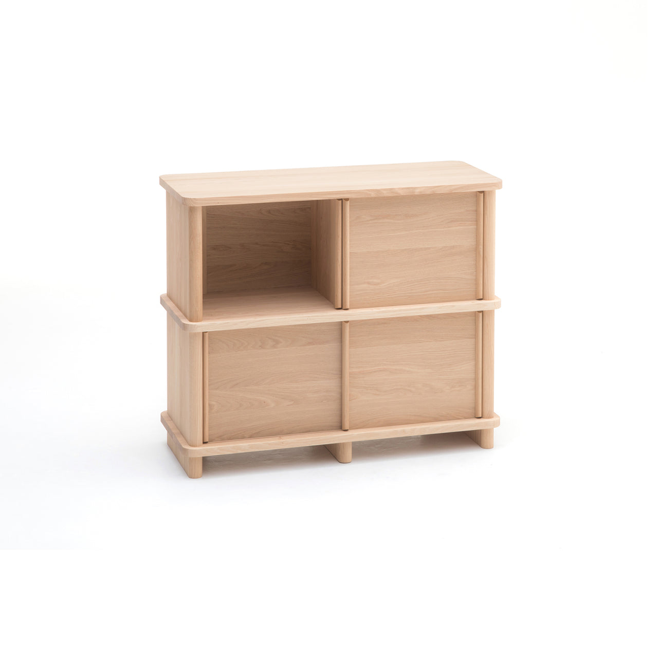 Prop Sideboard: Small + Pure Oak