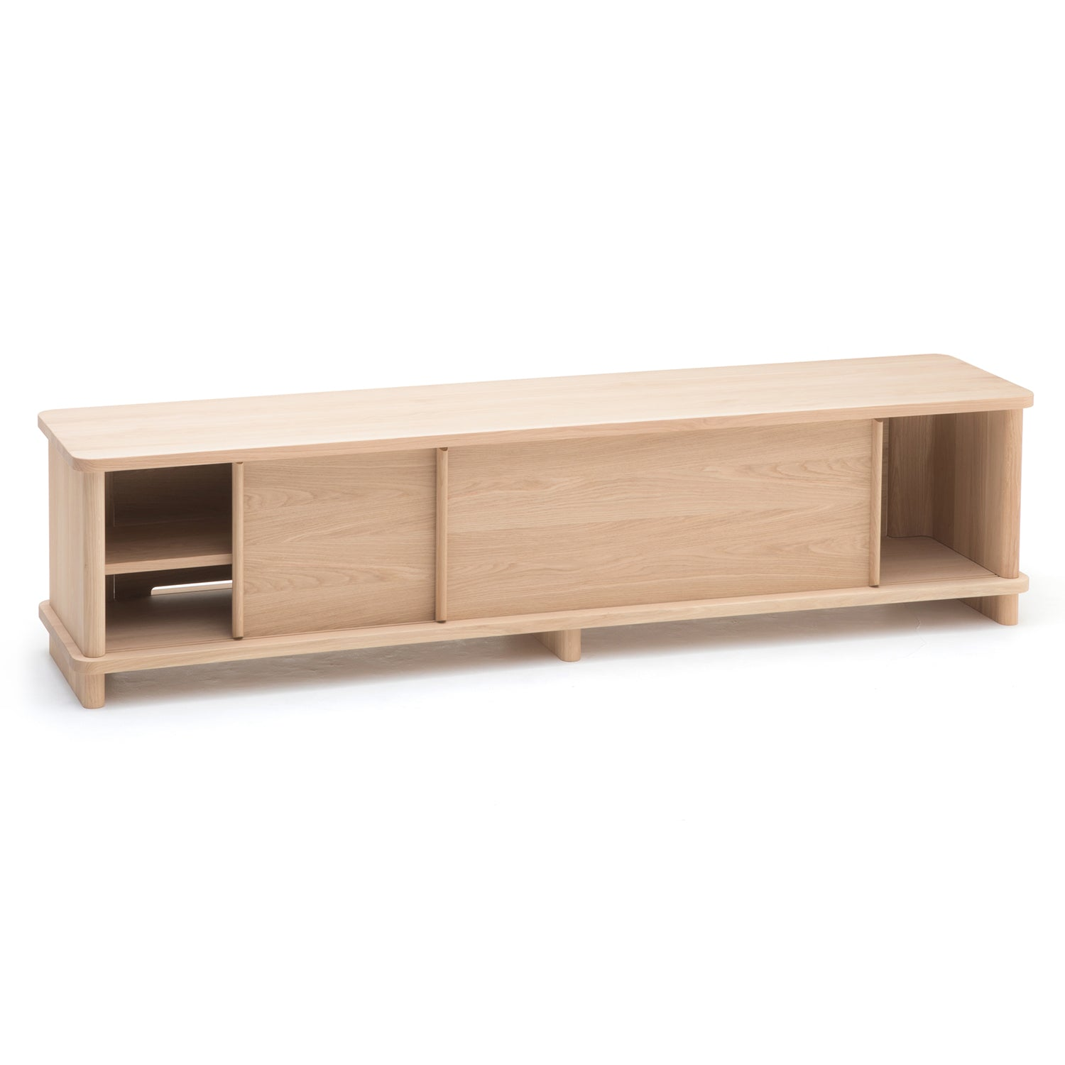 Prop TV Board: Large + Pure Oak