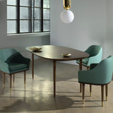 Lunar Dining Table
