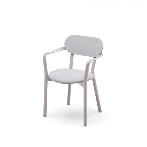 Castor Armchair Plus with Pad