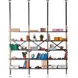 Croquet Shelving System: Compression