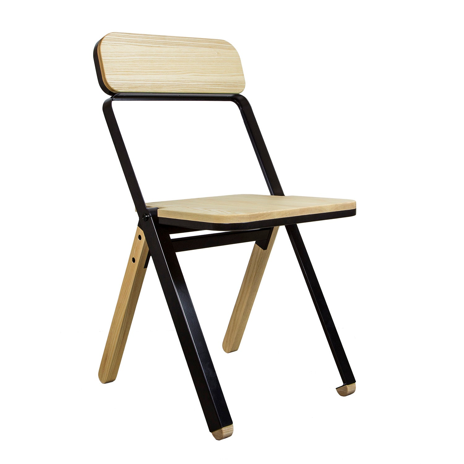 Profile Folding Chair: Natural Ash