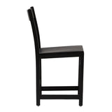 Waiter Chair: Upholstered