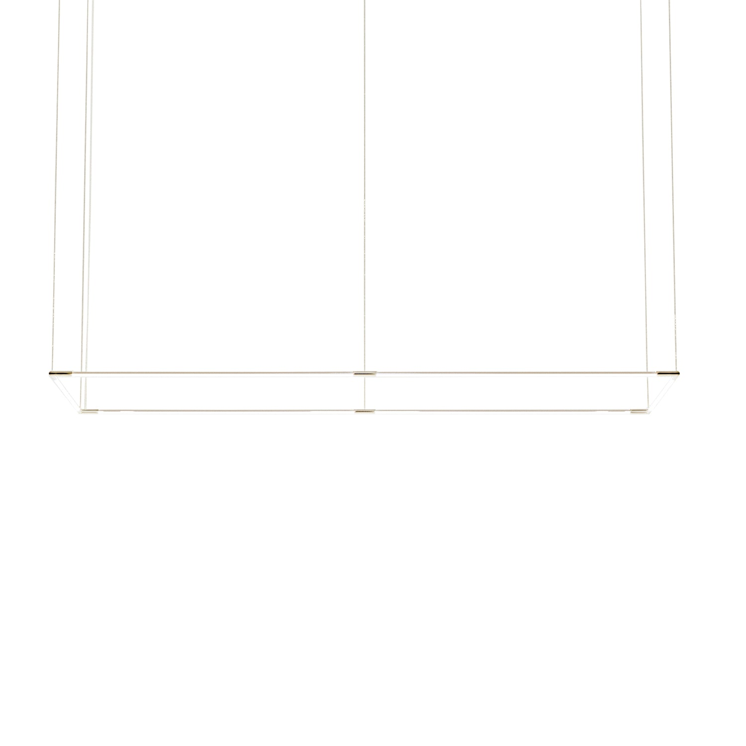 Thin Primaries Rectangle: Large + Satin Nickel