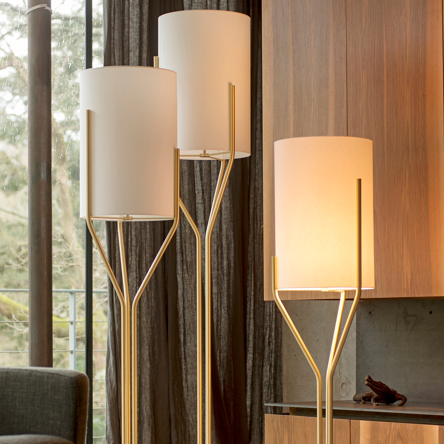 Arborescence Floor Lamp