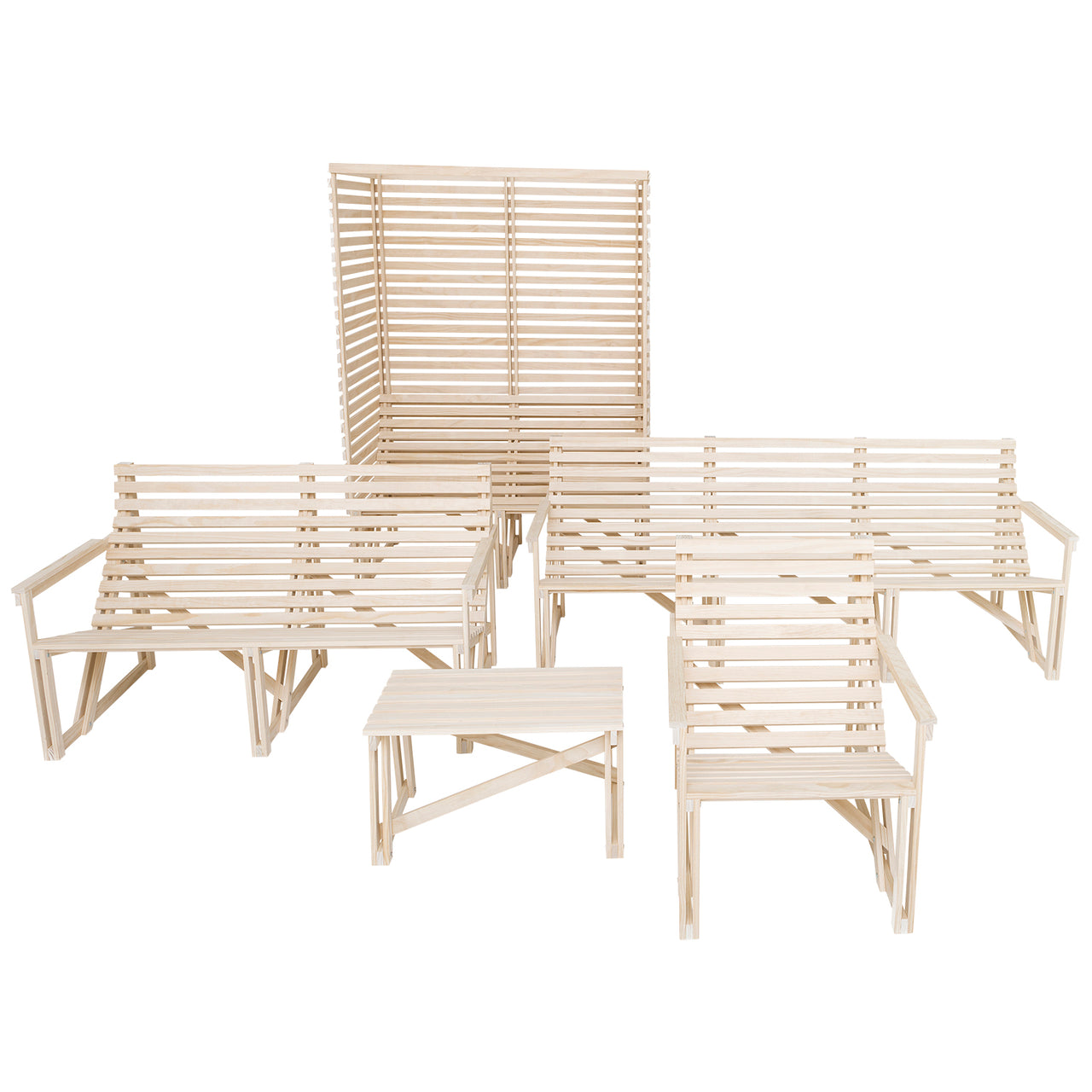 Patiobench 2-3 Seater