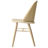 Synnes Chair: Natural oak