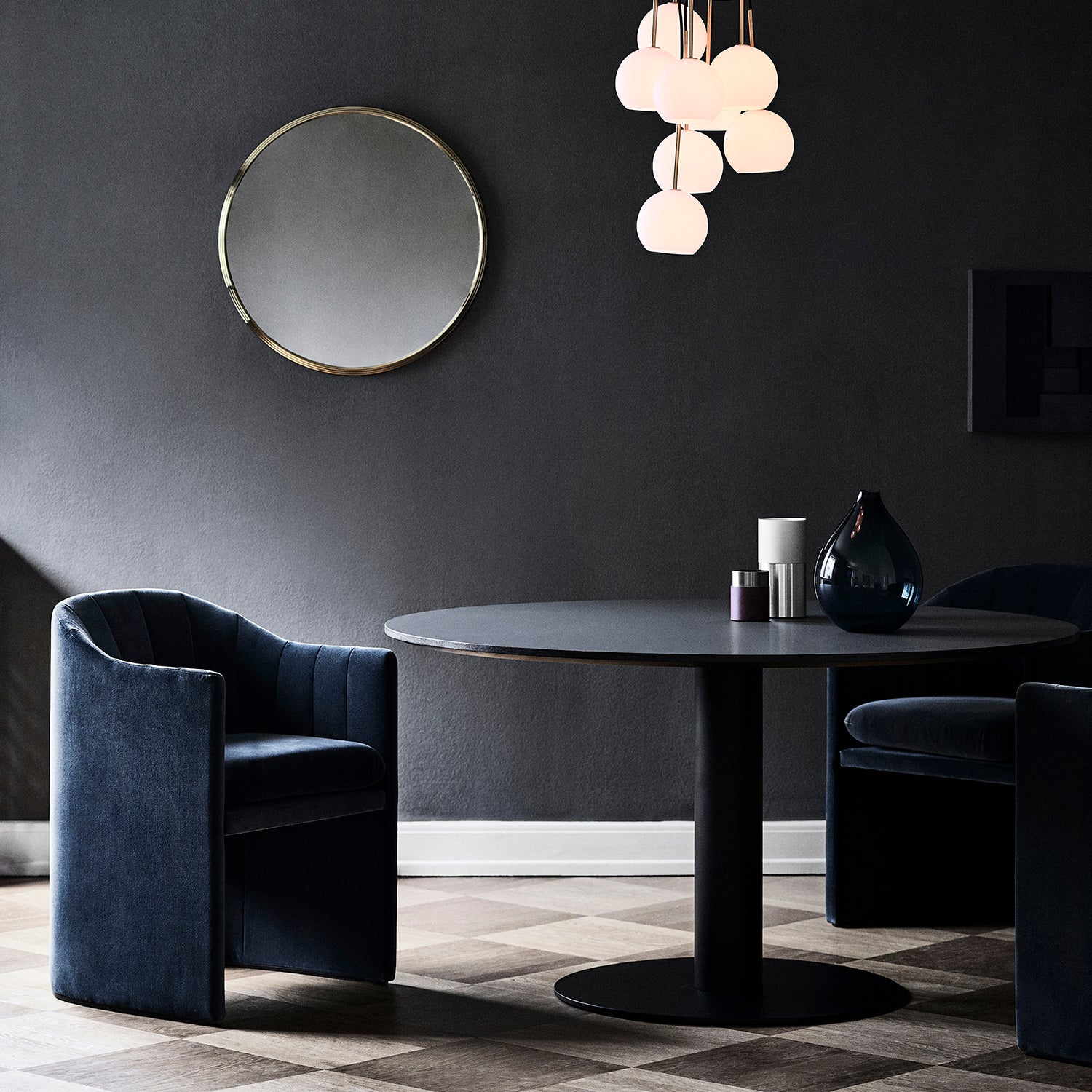 In Between Center Base Dining Table SK11 + SK12