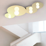 Bola Disc Flush Wall/Ceiling Light