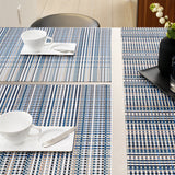 Grid Placemats + Table Runners