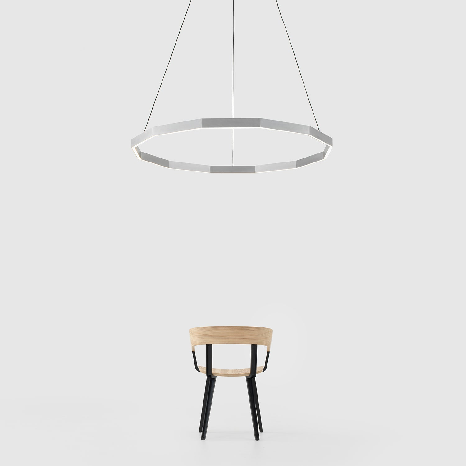 Midnight Pendant Light