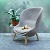Hyg Lounge Chair: High