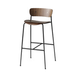 Pavilion Bar + Counter Stool: AV7 + AV9