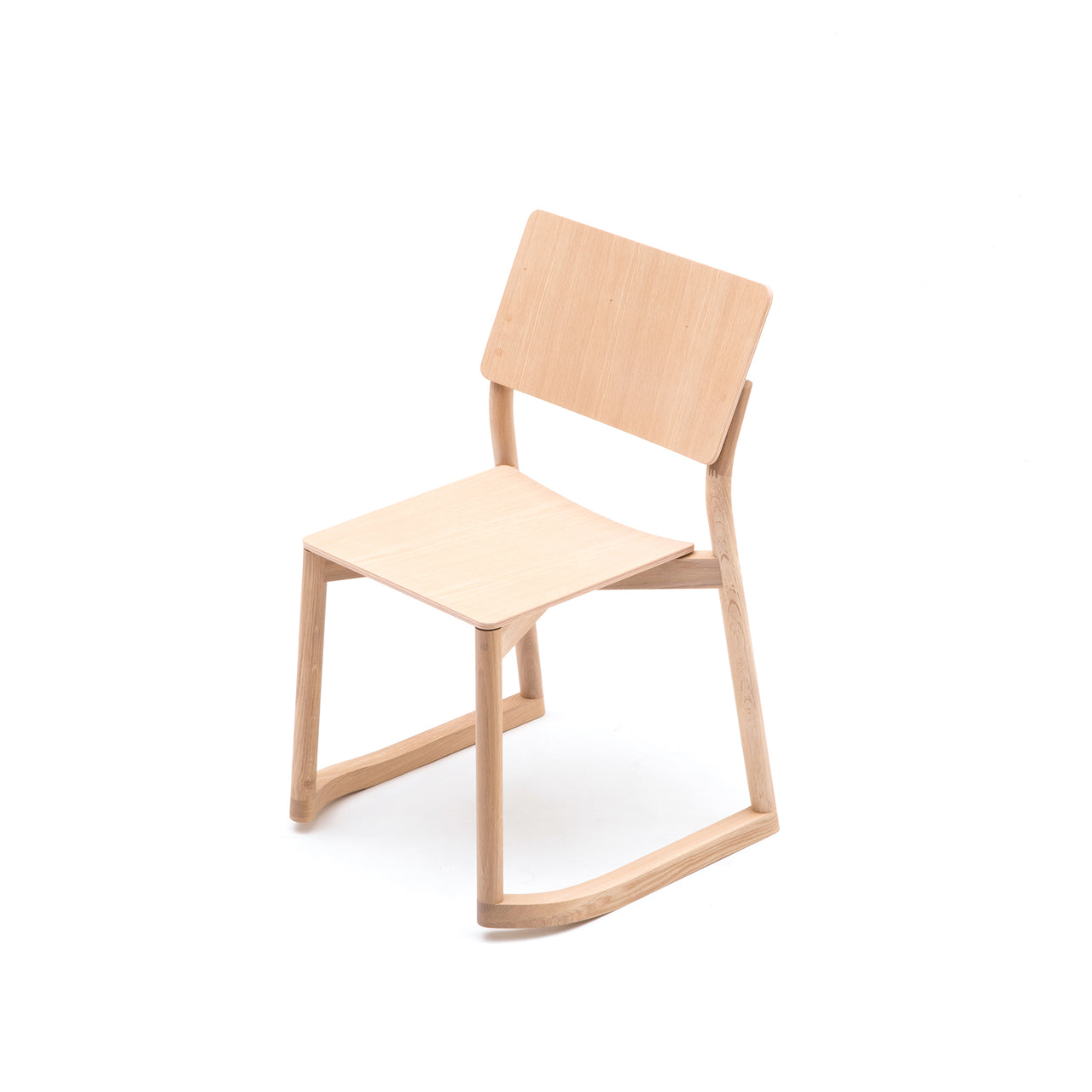 Peachy Panorama Chair With Runners Buy Karimoku New Standard Onthecornerstone Fun Painted Chair Ideas Images Onthecornerstoneorg