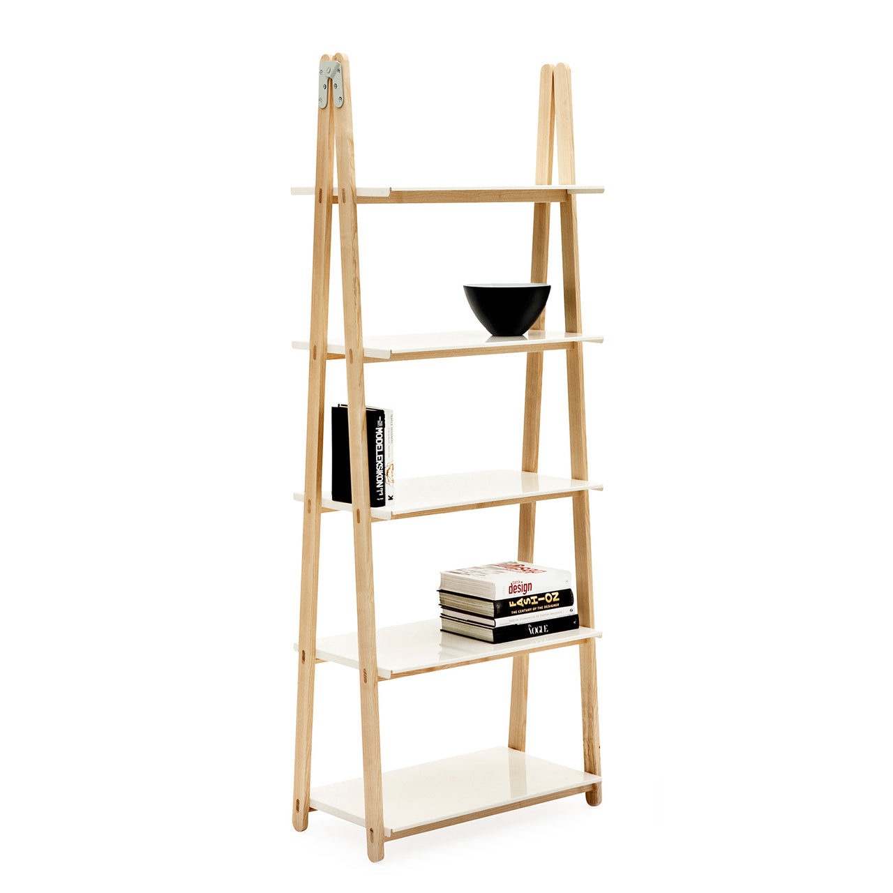 One Step Up Bookcase: High