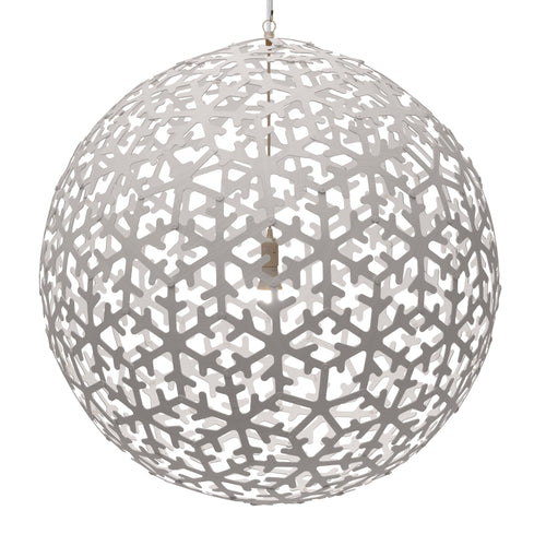 Pola Pendant Light - White Two Sides