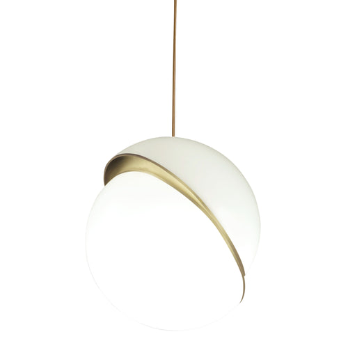 Crescent Light Pendant