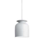 Ronde Pendant: Small + White