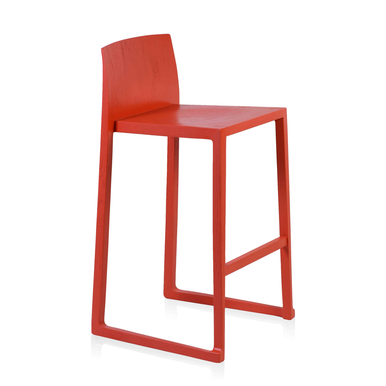 Hanna Bar + Counter Stool: Painted