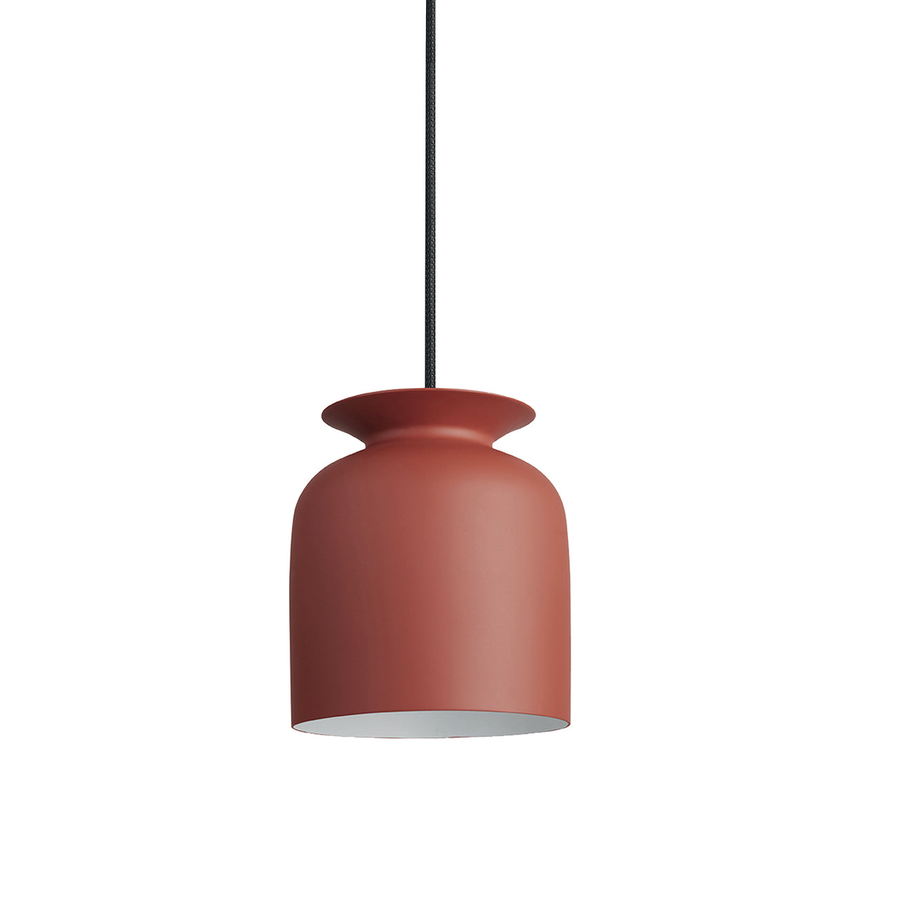Ronde Pendant: Small + Redwood