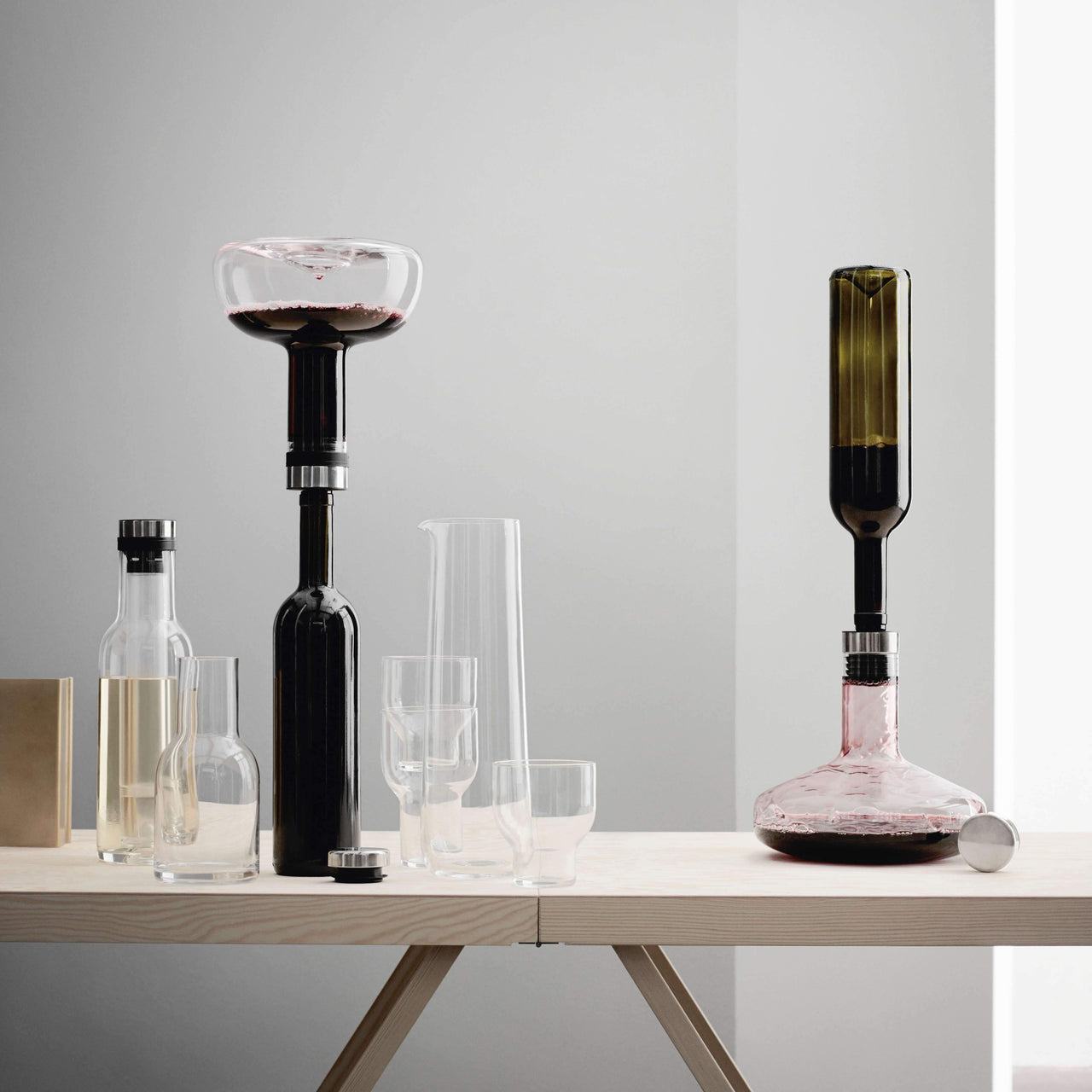 Wine Breather Deluxe Decanter