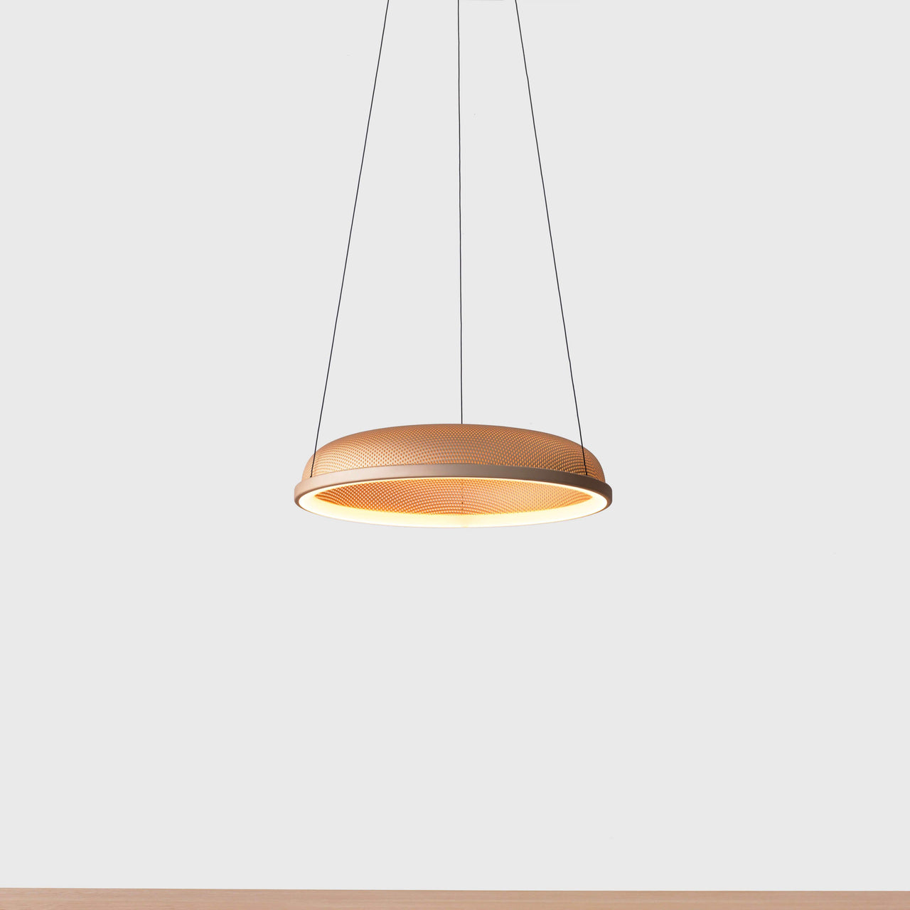 Mesh Space Pendant Light