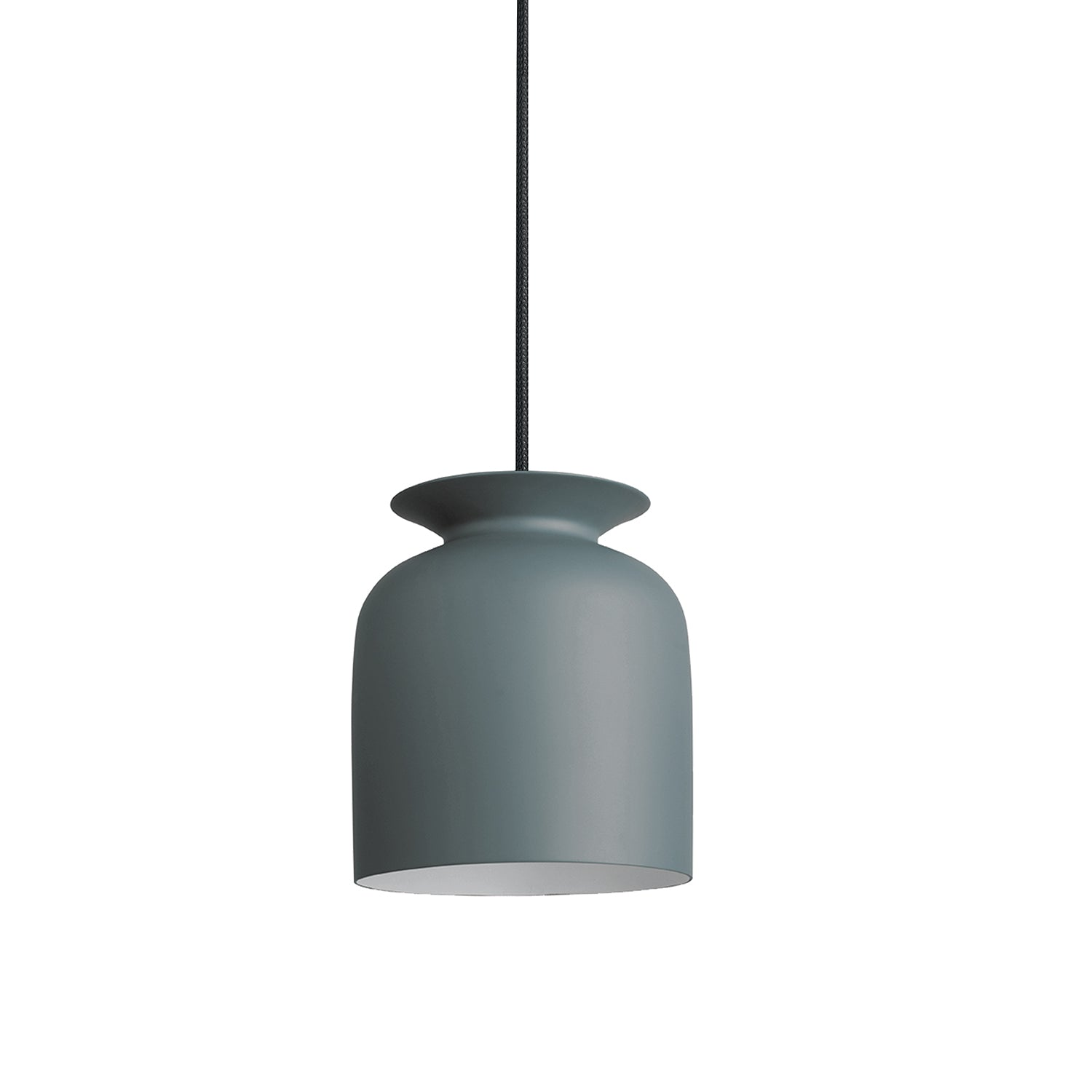 Ronde Pendant: Small + Pigeon Grey