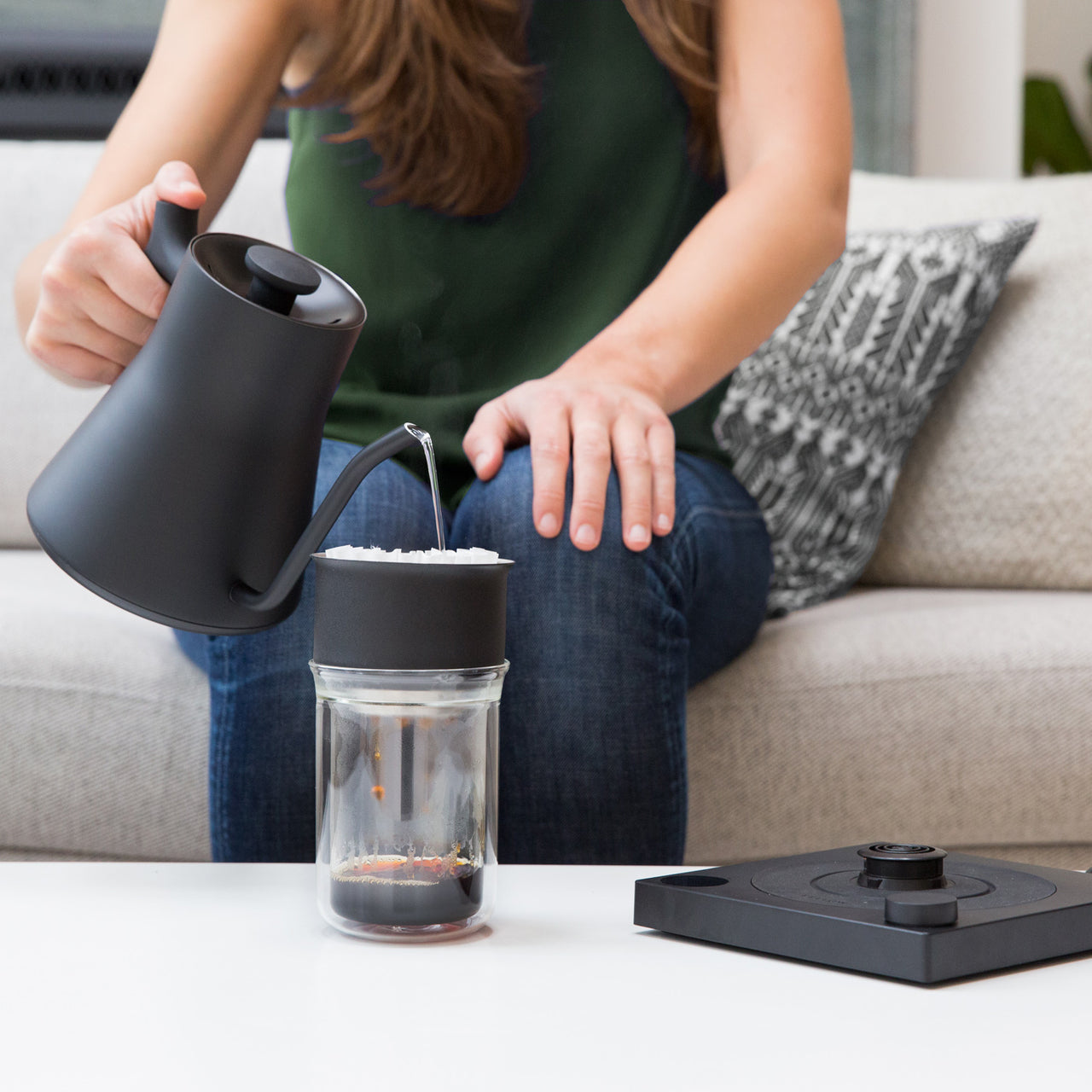Stagg EKG+ Kettle: Bluetooth