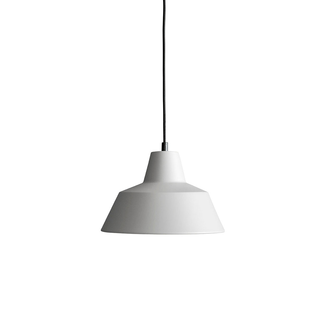 Workshop Pendant Lamp W2: Grey
