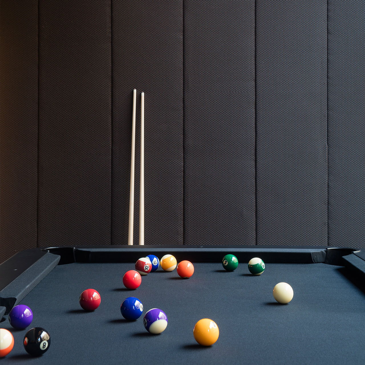 Diagonal Pool Table
