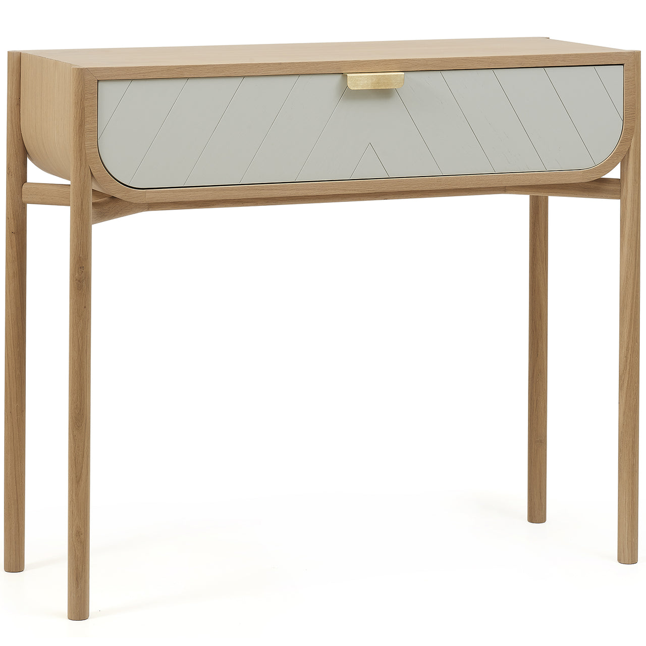 Marius Console: Light Grey