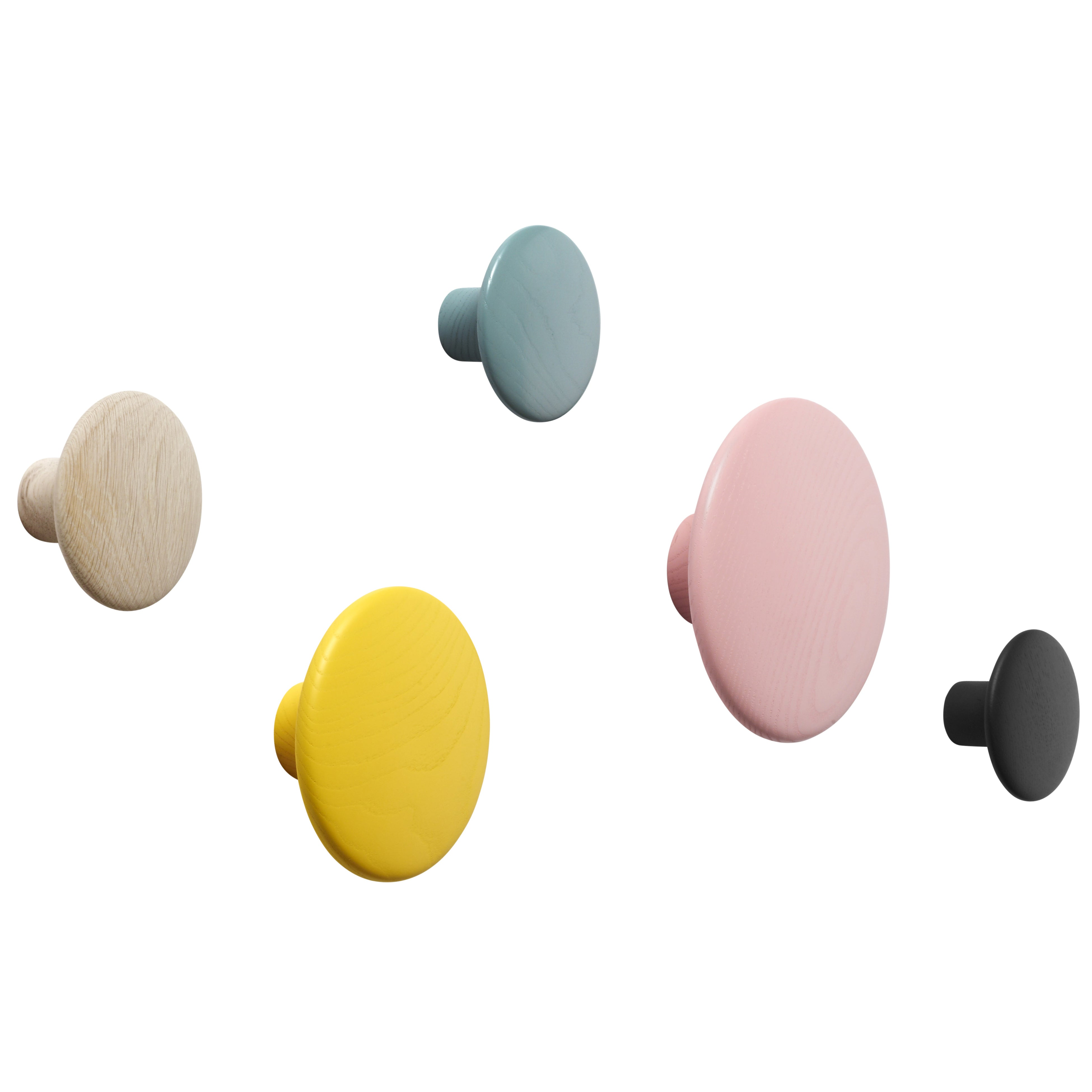 The Dots Wall Hooks