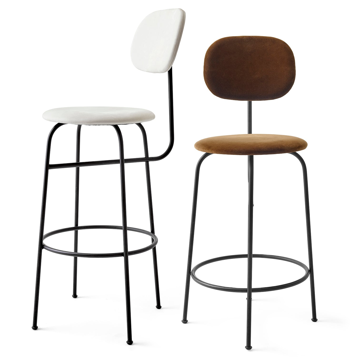 Afteroom Bar + Counter Chair Plus: Upholstered