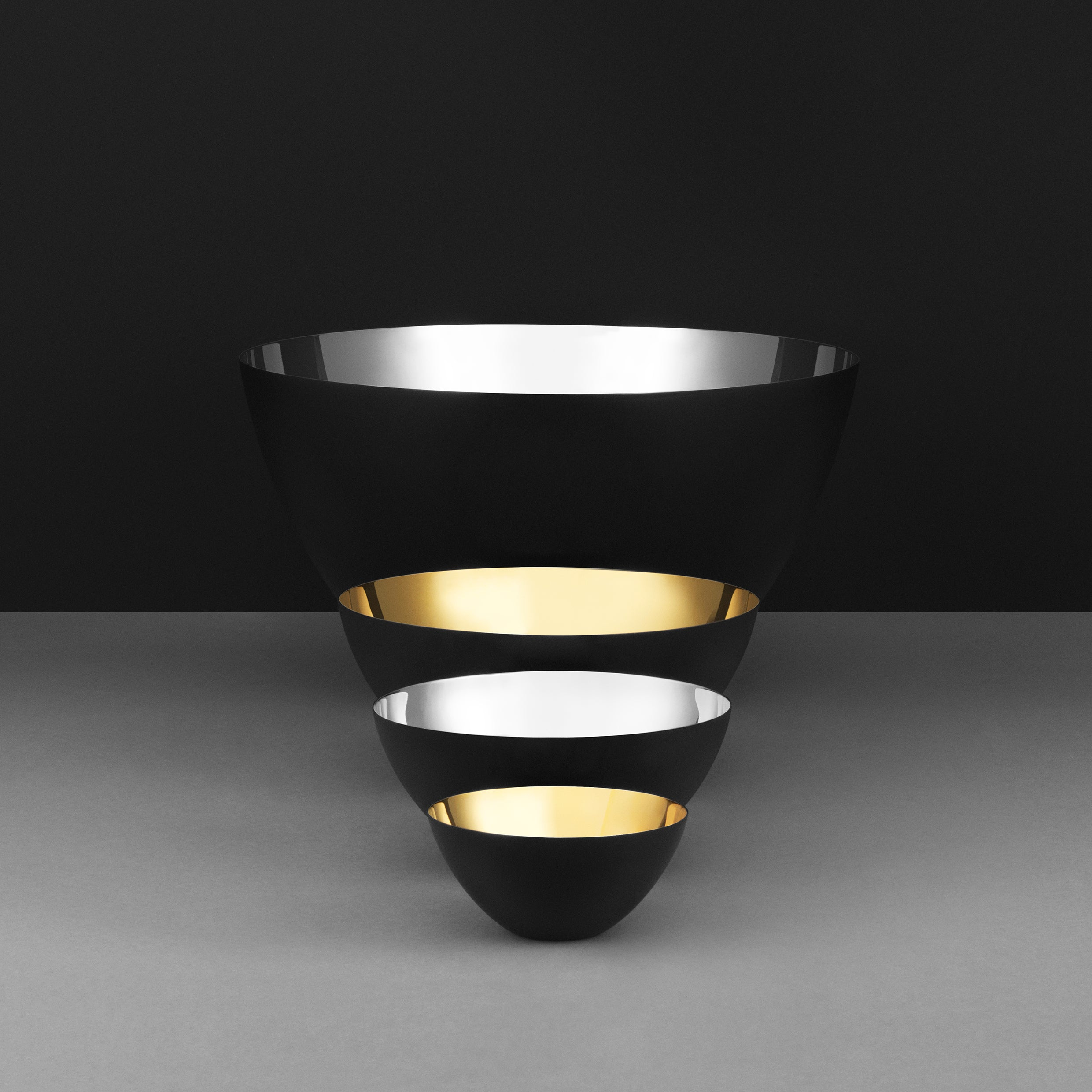 Krenit Bowl: Gold or Silver