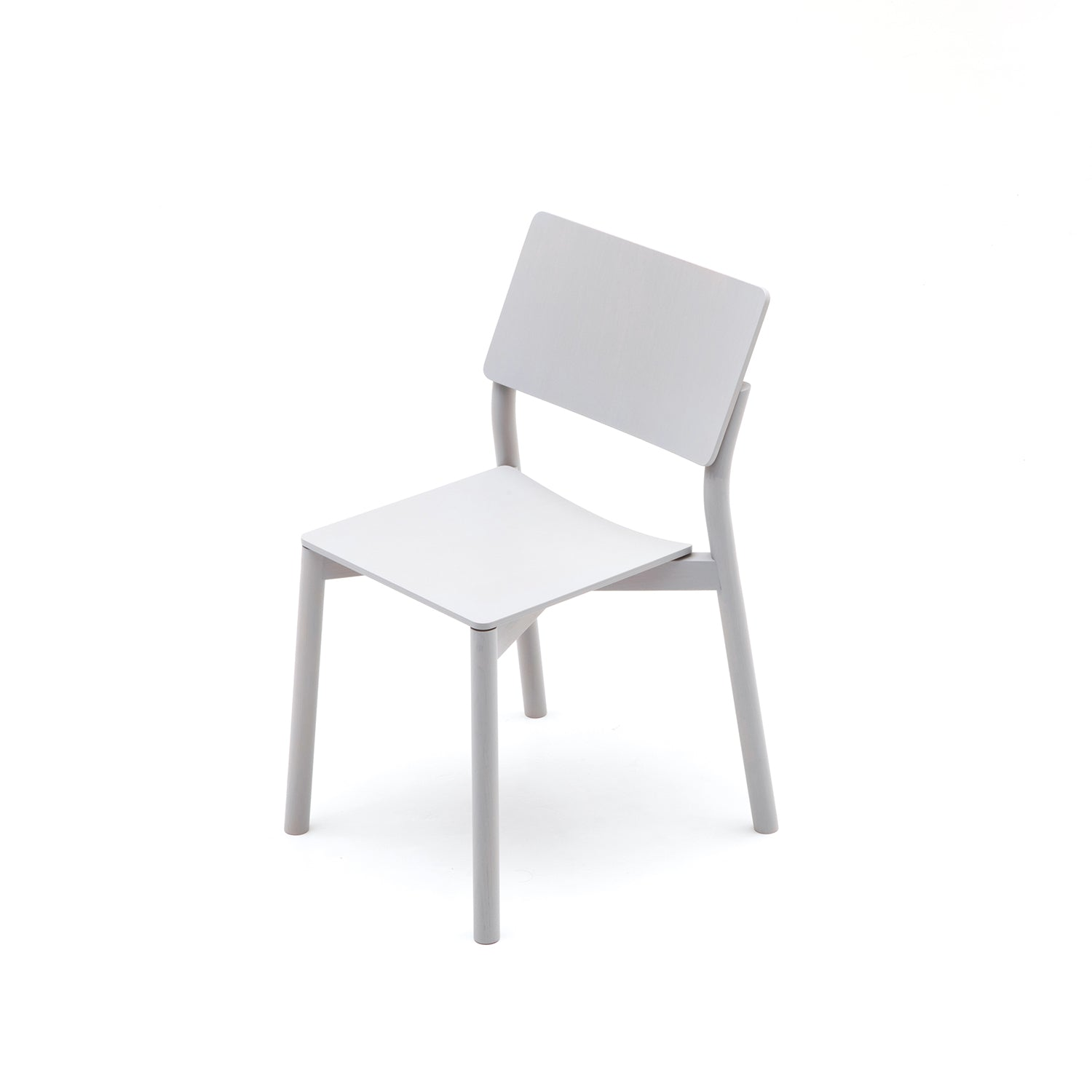 Panorama Chair: Grain Grey Oak