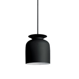 Ronde Pendant: Small + Soft Black